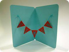 lemmemakeit: banner card & garland