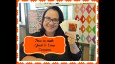 How to Make Quick & Easy Coasters