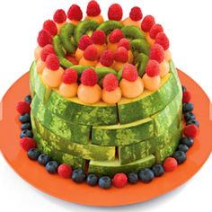 Fruit Cake from www.familyfun.go.com