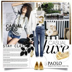 Paoloshoes G22 by undici on Polyvore featuring ファッション and H&M