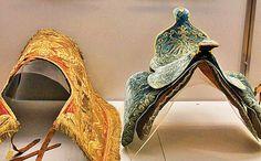 Ottoman saddle
