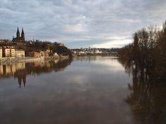 r.Vltava, Prague