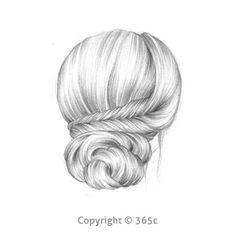 La collection | Bar à coiffures à paris | Chignons | Nattes | Coiffures rapides | 365c