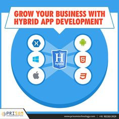 Give your customers more value with Increase engagement and reduce marketing spend with Hybrid App Development (Prisom Technology LLP) Mobile Application Development, App Development Companies, Web Application, It Services Company, Alexa Skills, Software Testing, Small Business Marketing, Learn To Read, Growing Your Business