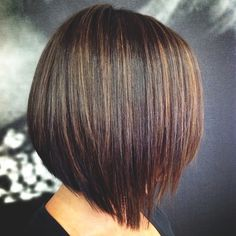 Espresso brown base with caramel highlights.  For a consultation with me call 856-751-2233