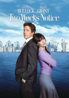 Amazon.com: Two Weeks Notice: Sandra Bullock, Hugh Grant, Dana Ivey, Alicia Witt: Movies & TV