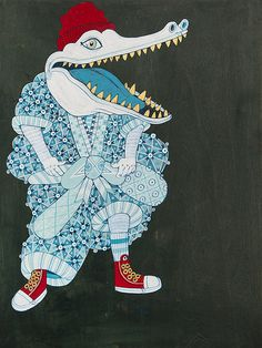 Ferris Plock - KEFE | Floating World: Part One | July 12 - August 9, 2014 | Shooting Gallery SF