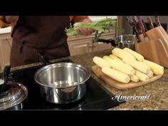 Waterless Corn on the Cob - YouTube