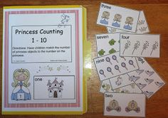 More Pirate and Princess File Folder Games Added