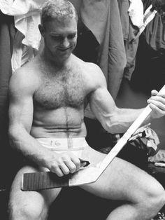 Bobby orr naked good