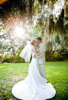 Jennifer + Rob {Honey Horn Plantation Wedding}