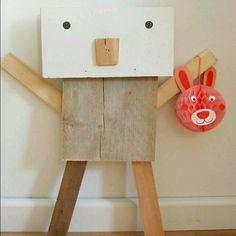 Robot @mijnthuisgevoel