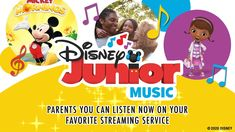 How about a dance break with your kids? You can find all of your favorite Disney Junior Music on your preferred streaming service. Live Tv Streaming, Disney Music, Disney Junior, Baby Shower Themes, Memes, Your Favorite, Funny Jokes, Music Videos, Cool Things To Buy