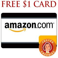 Free $1 Amazon Gift Card (If you don't want yours, feel free to message it to me! I love Amazon)
