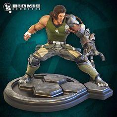 BLOG DOS BRINQUEDOS: Bionic Commando