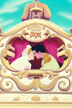 Day 30 Disney Challenge: Favorite Happy Ending: Cinderella