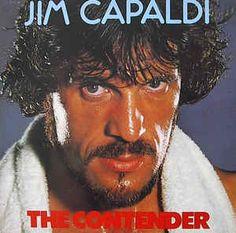 Jim Capaldi - The Contender (Vinyl, LP, Album) $15