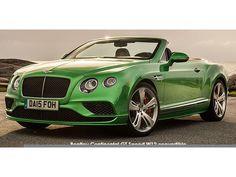 Research Bentley Continental GT Speed W12 convertible Car