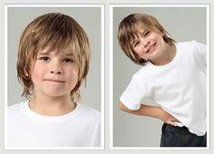 niños con pelo largo - Buscar con Google