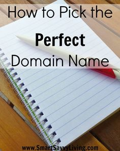 If you've tried registering a .com in the past several years, you likely at some point got frustrated with some of your top choices being taken, right? I know I sure have! If it's happened to you too, check out our newest article for some smart tips on how to pick the perfect domain name for your smallbiz that just might end up being a Notcom! AD
