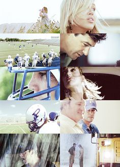 Friday Night Lights - what's not to love?