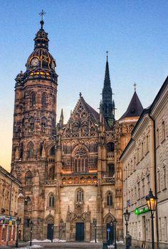 https://flic.kr/p/Qqzq4k | St. Elizabeth cathedral, Kosice