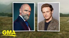 Sam Heughan and Graham McTavish on their docuseries 'Men in Kilts' l GMA Graham Mctavish, Sam Heughan, Magic S, Men In Kilts, Jamie And Claire, Good Morning America, Outlander Series, Jamie Fraser, Movie Tv
