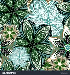 Decorative Boxes, Vector Stock, Floral, Pattern, Free, Home Decor, Decoration Home, Room Decor, Flowers