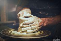 hands of clay