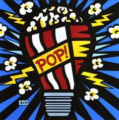 Pop Art Singapore - Burton Morris