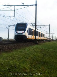 Sprinter Light Train, Steinse Groen gemeente Vlist