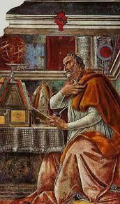 """Résultat de recherche d'images pour """"saint augustin botticelli"""""""