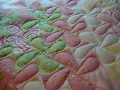 The Nifty Stitcher: Lil Twister Quilt