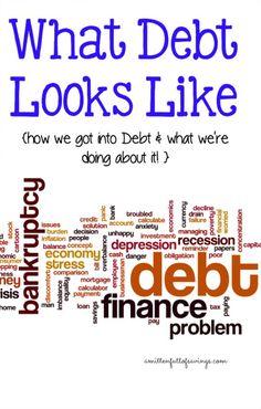 What Debt Looks Like