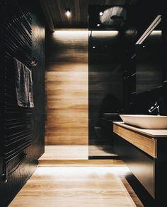 Carrelage salle de bain imitation bois – 34 idées modernes | sdb ...