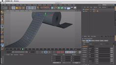 (Requested) Basic Cloth in Cinema 4D on Vimeo