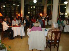 Día Internacional del Libro en la Biblioteca Juan Francisco Ibarra de 25 de Mayo- Buenos Aires- Argentina. Lecturas y relatos.