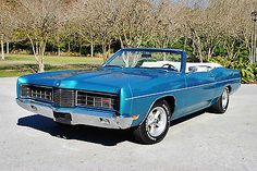 eBay: 1970 Ford Galaxie XL Convertible 27,784 Actual Original Miles! 1970 Ford Galaxie XL… #classiccars #cars usdeals.rssdata.net