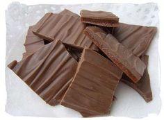 Daim chocolate by Ullanunelma Sweets, Candy, Vegan, Cookies, Chocolate, Baking, Desserts, Recipes, Food