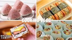 Leftover Rice, Sushi, The Creator, Cooking, Ethnic Recipes, Food, Kitchen, Essen, Meals