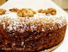 ciasto z marchewką i orzechami Banana Bread, Delicious Desserts, Carrots, Cooking, Cake, Recipes, Book, Cucina, Pie Cake