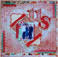 #papercraft #challenges: Have you seen the wonderful entries in our weekly #Papercrafting Challenge: Magazine Mondays? This magazine-inspired Week 93 #scrapbook #layout submission is from Karrie, a regular in our weekly challenge, Magazine Mondays. Our next challenge, for our 94th week is live tonight! Won't you join in? YOU could WIN fun papercrafting goodies just for creating!