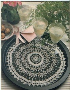 Magic Crochet n° 45 - leila tkd - Веб-альбомы Picasa Crochet Doilies, Magic, Table Decorations, Rugs, Handmade, Home Decor, Albums, Magazine, Crocheting Patterns