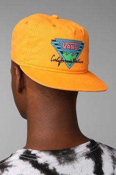 676ad5ac73a Vans California Native Snapback Hat