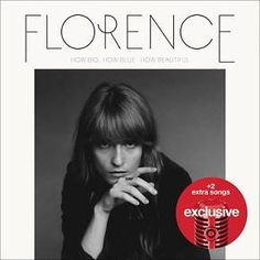 Florence + The Machine - How Big How Blue How Beautiful - Target Exclusive