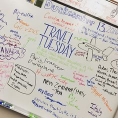 A bit late, but our #whiteboardmessage from Tuesday was a hit. (Also for the record I'm the one who wrote the note under the plane drawing because I was not proud of my handiwork that day ). . . . #teachersfollowteachers#teachersofinstagram #miss5thswhiteboard #iteach8th#iteach8th #iteachmiddleschool #iteachsocialstudies