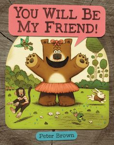 """Dalsze przygody misi z książki """"Dzieci to koszmarne zwierzątka domowe"""" na razie w wersji oryginalnej."""