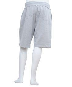TELFAR - CUSTOMER APPLIQUE SWEAT SHORT (GREY) http://www.raddlounge.com/?pid=89140198 #raddlounge #style #stylecheck #fashionblogger #fashion #shopping #wishlist #menswear #clothing #harajuku #TELFAR #telfarclemens