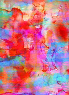 London-based textile print designer Amy Sia