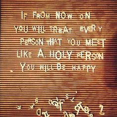 #rethinkchurch #holy